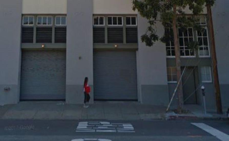 Garage parking on 2nd St in San Francisco