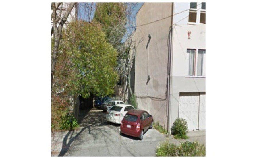 parking on Channing Way in Berkeley