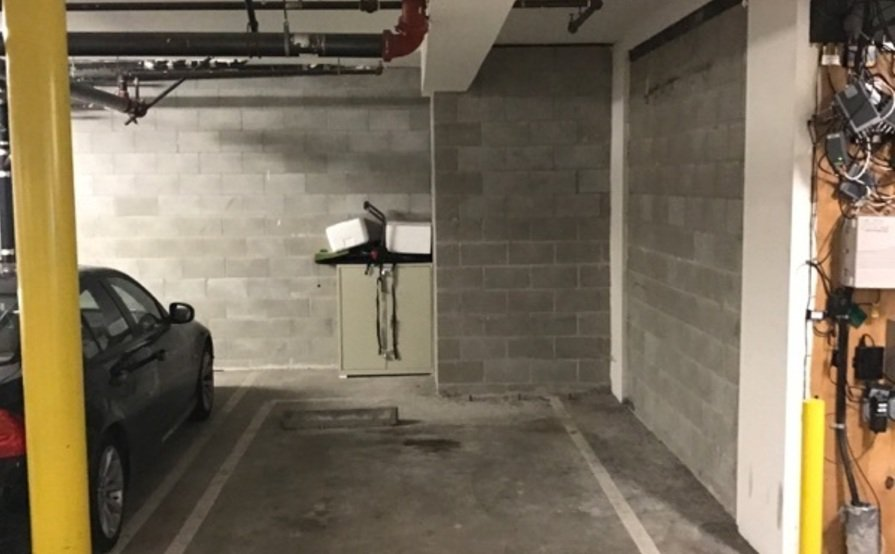 parking on Morris St in San Francisco