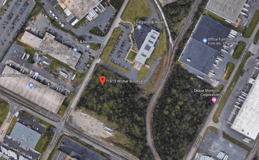 parking on Wilmar Blvd in Charlotte
