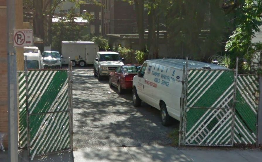 parking on 20th St in Brooklyn