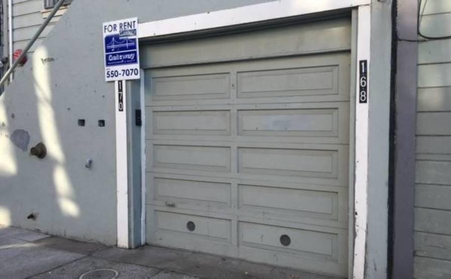 parking on Langton St in San Francisco