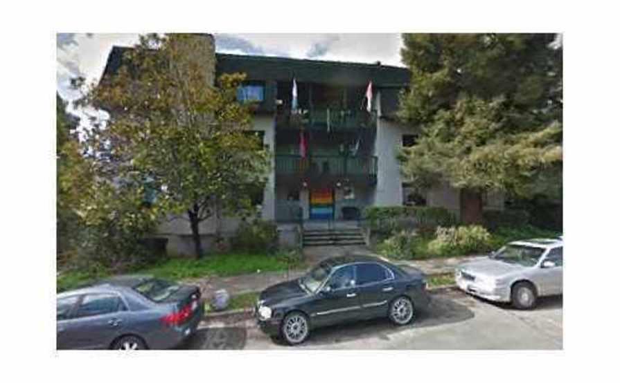 parking on Warring St in Berkeley