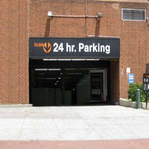 Indoor lot parking on 2nd Ave in New York