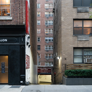 Indoor lot parking on 667-75 Lexington Ave in New York