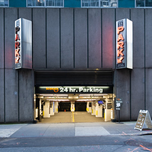 Indoor lot parking on 569-573 Lexington Ave in New York