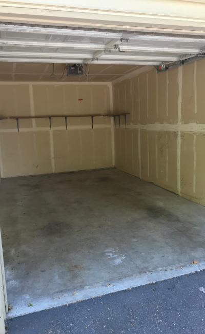 Garage parking on 112th Avenue Northeast in Bothell