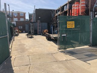 Outdoor lot parking on 151-20 6th Road in Queens