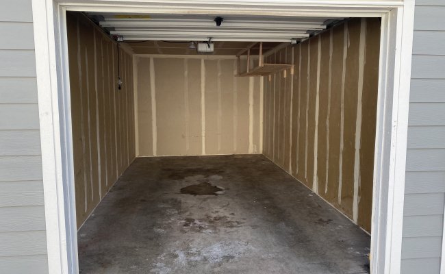 Garage parking on 243rd Place Southeast in Bothell