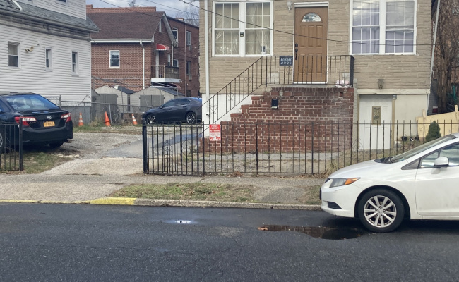 Driveway parking on 79-11 24th Avenue in Queens