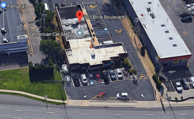 Outdoor lot parking on Brick Blvd in Brick Township
