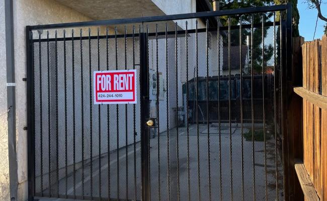 Carport parking on Chatsworth Street in Granada Hills