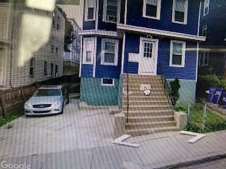 Driveway parking on Deering Road in Mattapan
