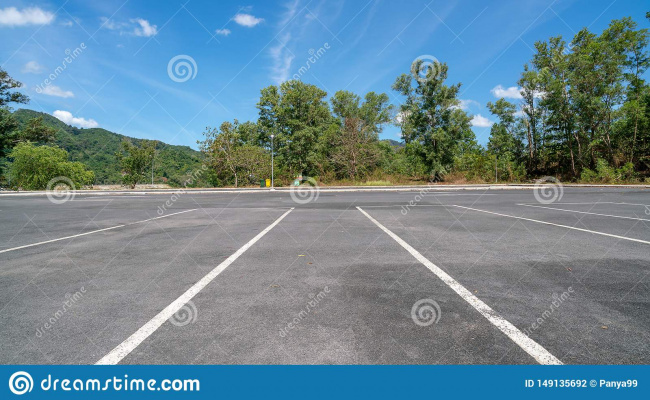Outside parking on Dianthus Court in Charlotte