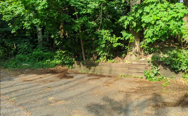 Driveway parking on Fellsway West in W Medford