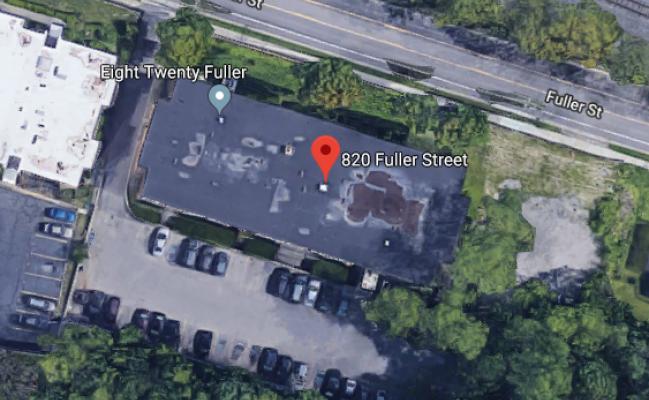 Outside parking on Fuller St in Ann Arbor