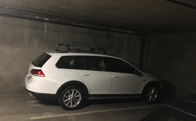 Garage parking on Harrison Ave in Boston