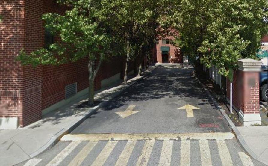 Outside parking on Highland Ave in Somerville
