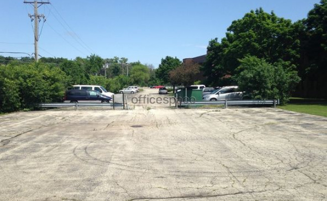 Outdoor lot parking on Industrial Lane in Wheeling