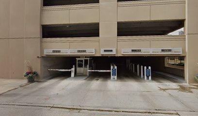 Garage parking on North 5th Street in Milwaukee