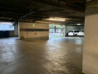 Indoor lot parking on North Wilton Place in Los Angeles