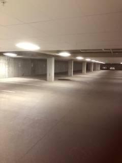 Garage parking on Pine Street in Boulder