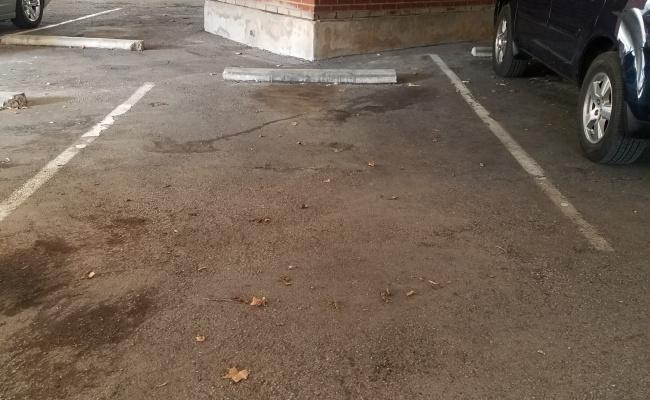 Indoor lot parking on Rio Grande Street in Austin
