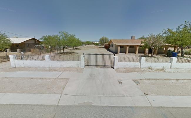 Outside parking on S San Fernando Ave in Tucson