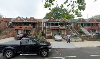 Driveway parking on Troy Avenue in Brooklyn