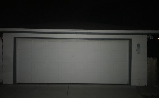 Garage parking on West Carpenter Avenue in Milwaukee