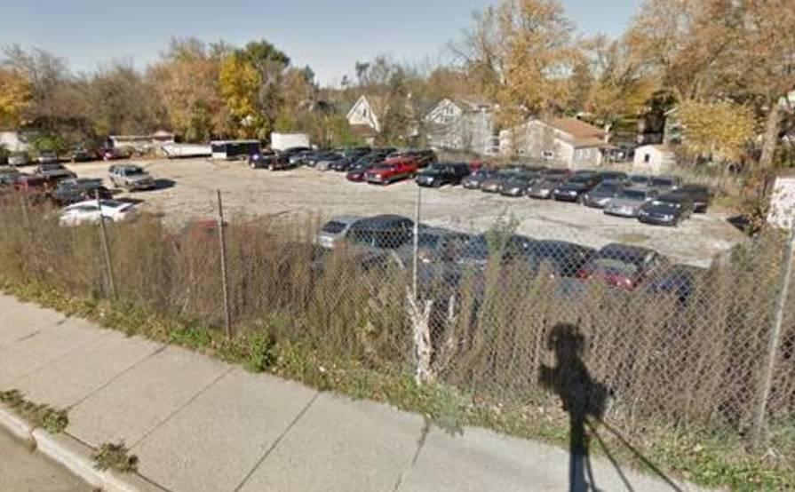 Parking Space parking on Niagara St in Waukesha