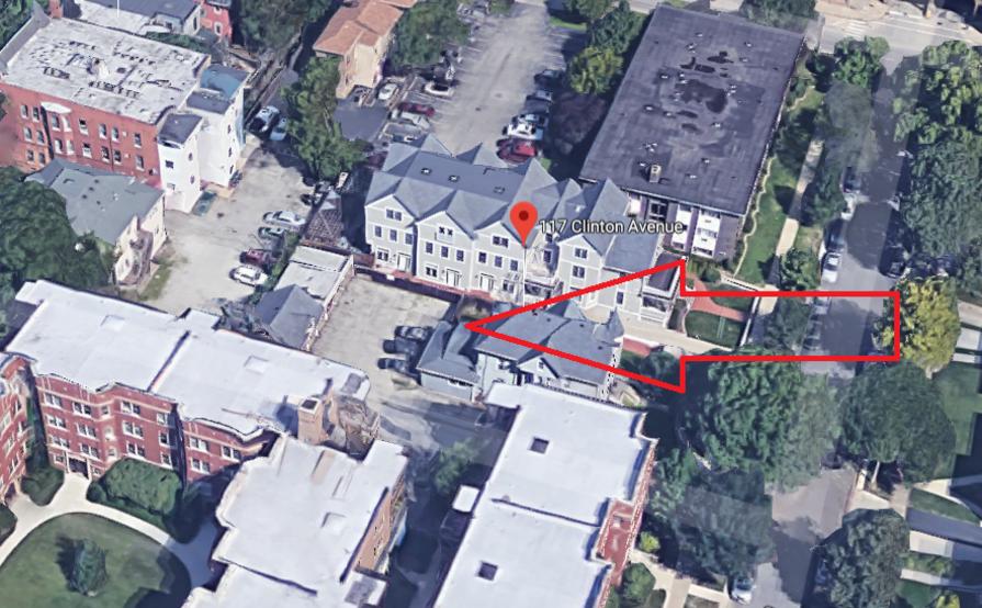 Parking Space parking on S Clinton Ave in Oak Park