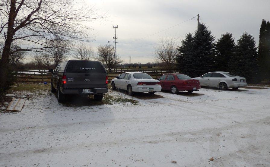 Parking Space parking on Heggs Rd in Oswego