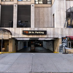 Indoor lot parking on 560-576 3rd Avenue in New York
