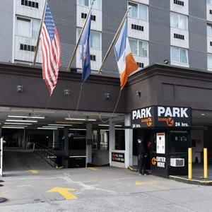 Indoor lot parking on 721-735 in New York